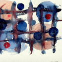 #1011 abstract watercolor