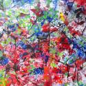 #1072 Abstract Acrylic