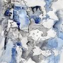 #765 watercolor, pen & ink