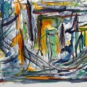 #836 abstract watercolor