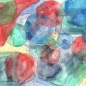 #843 watercolor
