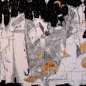 #909 Night of golden stars