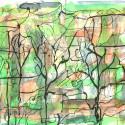 #1084 Watercolor